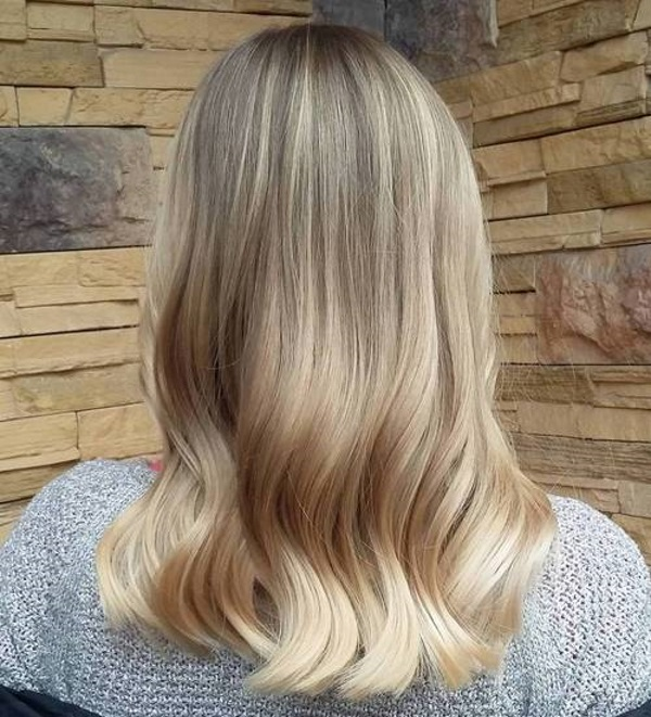 ombre hair invertido